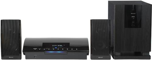 Sherwood VR-670B Hollywood-at-Home System Black