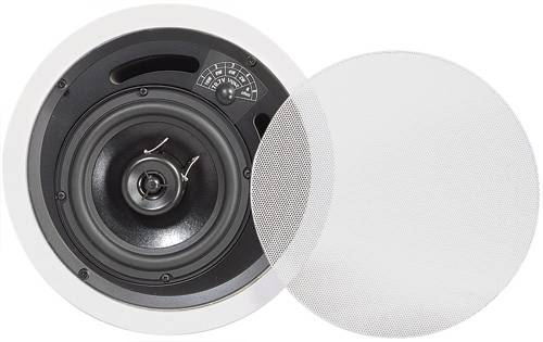 "Dayton CS620ECT 6-1/2"" 2-Way Enclosed Ceiling Speaker w/70V"