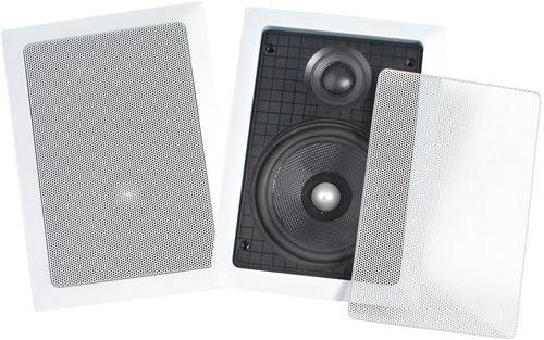 "Dayton US520W 5-1/4"" 2-Way In-Wall Speaker Pair"