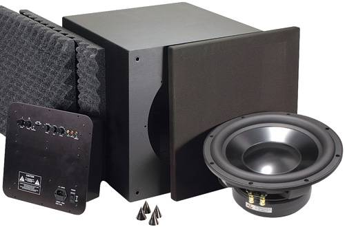 "Dayton RS1200K 12"" Reference Series Subwoofer Kit"