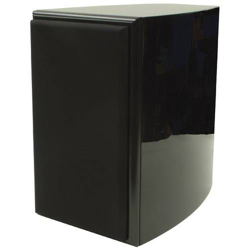 Dayton TWC-0.50BK 0.50 ft 2-Way Curved Cabinet Gloss Black