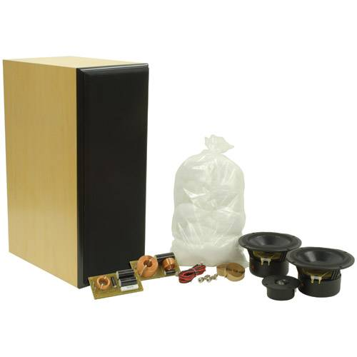 Dayton UA721MK Speaker Kit Maple