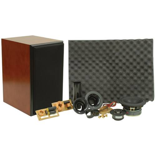 Dayton UA701CK Usher Speaker Kit Cherry