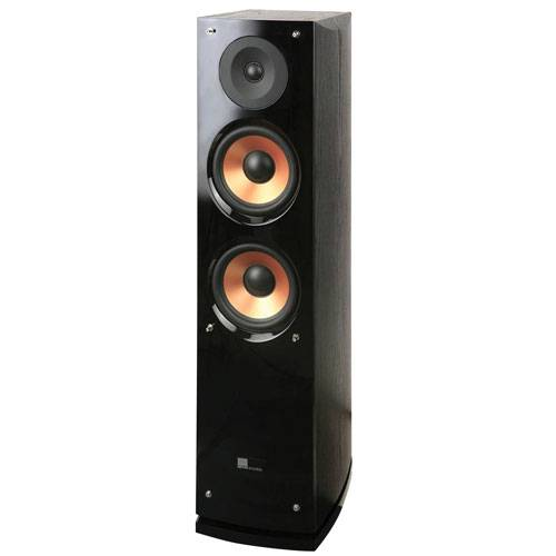 Pure Acoustics Supernova 5 F Mini Tower Speaker Black