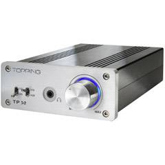 Topping TP30 Class T Digital Amplifier with USB-DAC 15 WPC