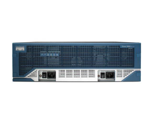 Cisco 3845 Router with NM-1T3-E3 (T3 Network Module)