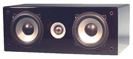 Custom Audio  Two Way Center Channel Speaker System