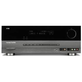 HARMAN KARDON AVR-354 7.1 CHANNEL HOME THEATER RECEIVER