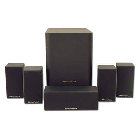 Cerwin-Vega CMX5.1 Home Theater Package with 8in Subwoofer