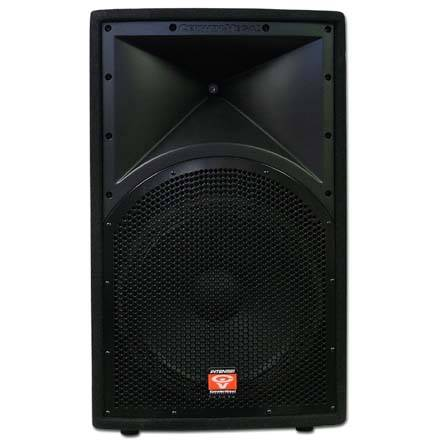 Cerwin-Vega INT-152V2 15in 2-way Full-range Speaker, 600W
