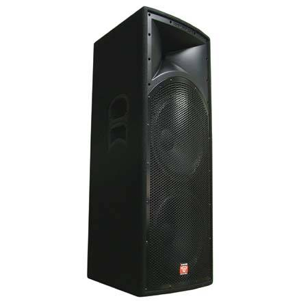 Cerwin-Vega INT-252V2 Dual 15in 2.5-way Full-range Speaker, 1000W