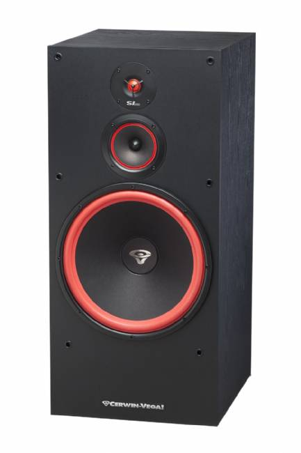 "Cerwin-Vega SL-15 15"" 3-Way Floor Tower Speaker, 400 Watts - Single"