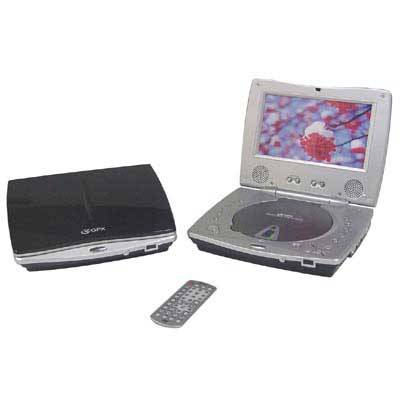 DPI PDL805 8 Inch Portable DVD Player