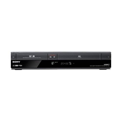 Sony RDR-VXD655 VHS DVD Recorder Combo with Built In HD Tuner