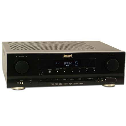 Sherwood Newcastle R-672 7.1 Receiver with HDMI 1.3 Switching