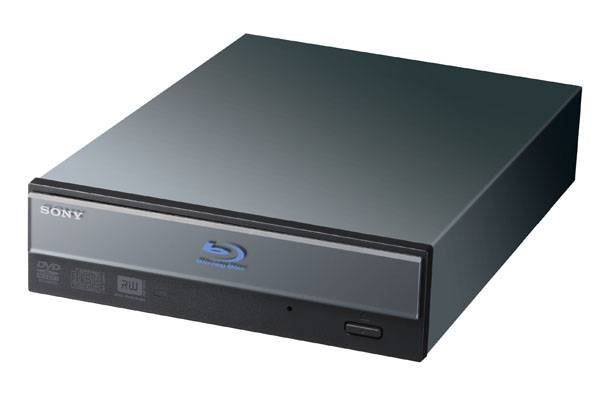 "Sony BWU-300S Blu-Ray Drive Player-Burner- Int. ""Barebone drive only"""