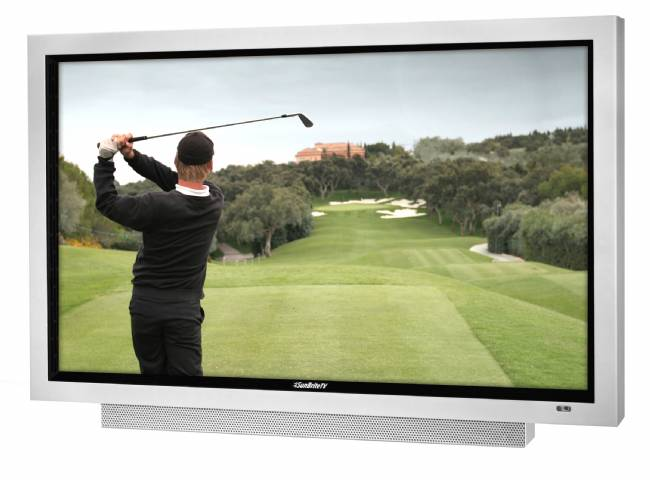 "SunBriteTV SB-6560HD All-Weather Aluminum Outdoor 65"" 1080p LCD HDTV"