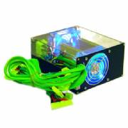 Apevia 500W ATX See-Through Aluminum Power Supply